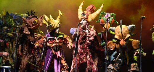 Doña Bastarda 2018 - Primera Rueda Concurso Carnaval Montevideo