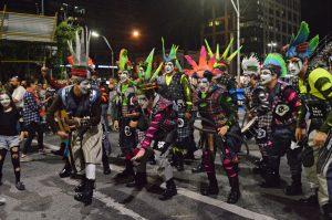 La Mojigata - Desfile de Carnaval 2018 - Foto: Graciela Guffanti.
