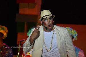 Los Choby's 2018 - Primera Rueda