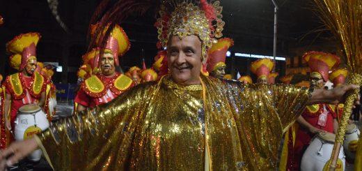 Julio Sosa Kanela - Tronar de Tambores 2018 - Desfile de Carnaval