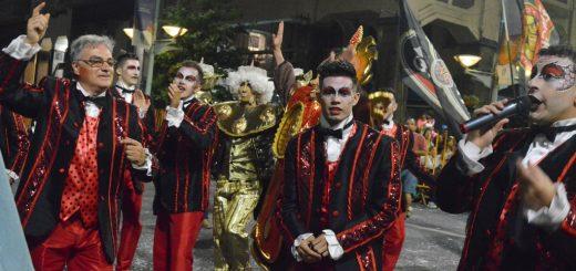 Nazarenos 2018 - Desfile