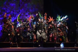 La Mojigata 2018 - Segunda rueda