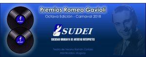 Premios Romeo Gavioli 2018