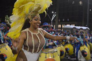 Sarabanda. Desfile 2020. Foto: Graciela Guffanti (Carnaval del Futuro).